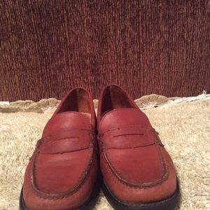 Shoes - Weejuns Men's Bass Leather Penny Loafers Sz 7.5
